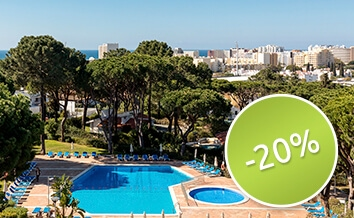 Save 20% in July - Pinhal da Marina
